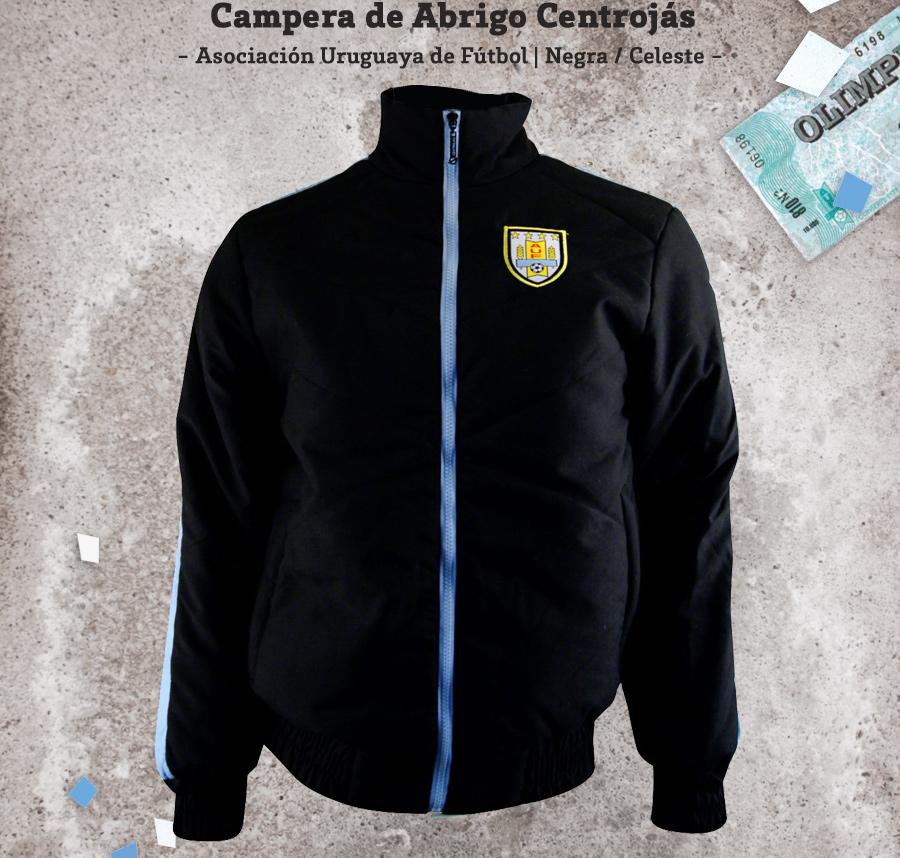 Campera de Abrigo Asociación Uruguaya de Fútbol